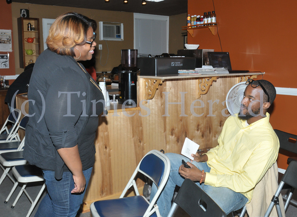 Description of . Co-hosts Mydera Robinson and Christopher K.P. Brown talk about the line-up for the