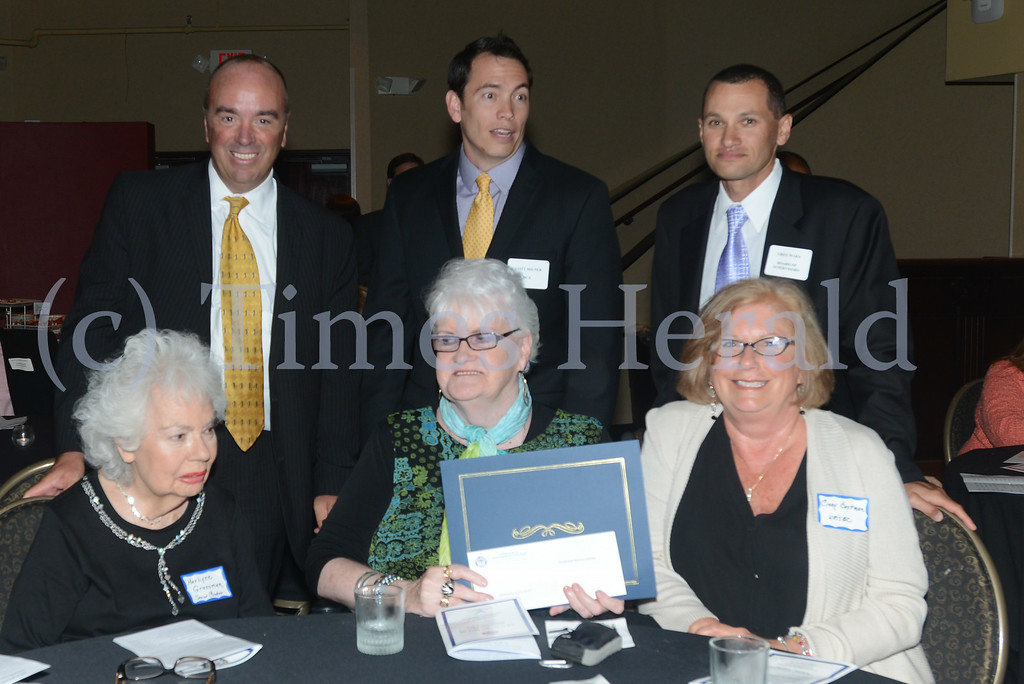 Description of . Upper Merion Board of Supervisors and Board of Community Assistance celebrate their Awards Presentation and Reception.