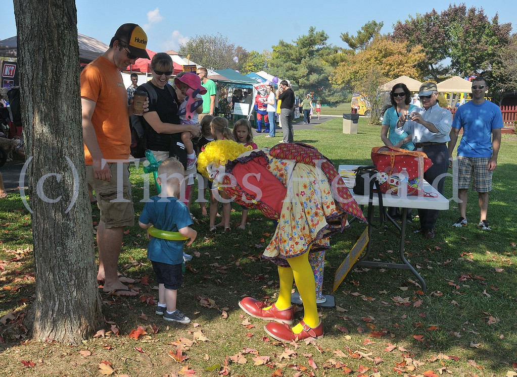 . Lower Providence celebrated their Fall Festival at the Township Complex near Eagleville Park.  Saturday, October 5, 2013.  Photos by Adrianna Hoff/Times Herald Staff.