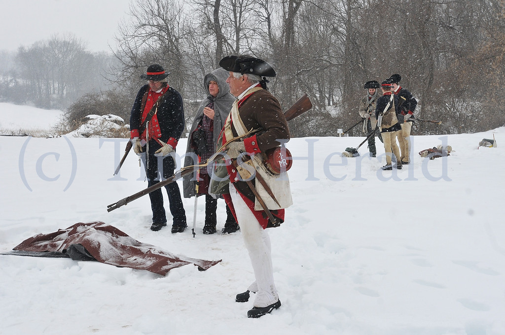 . Boys Scouts of North America attend the 102nd Annual Pilgrimage and Encampment at Valley Forge Park.  Upper Merion, February 15, 2014.  Photo by Adrianna Hoff/Times Herald Staff.